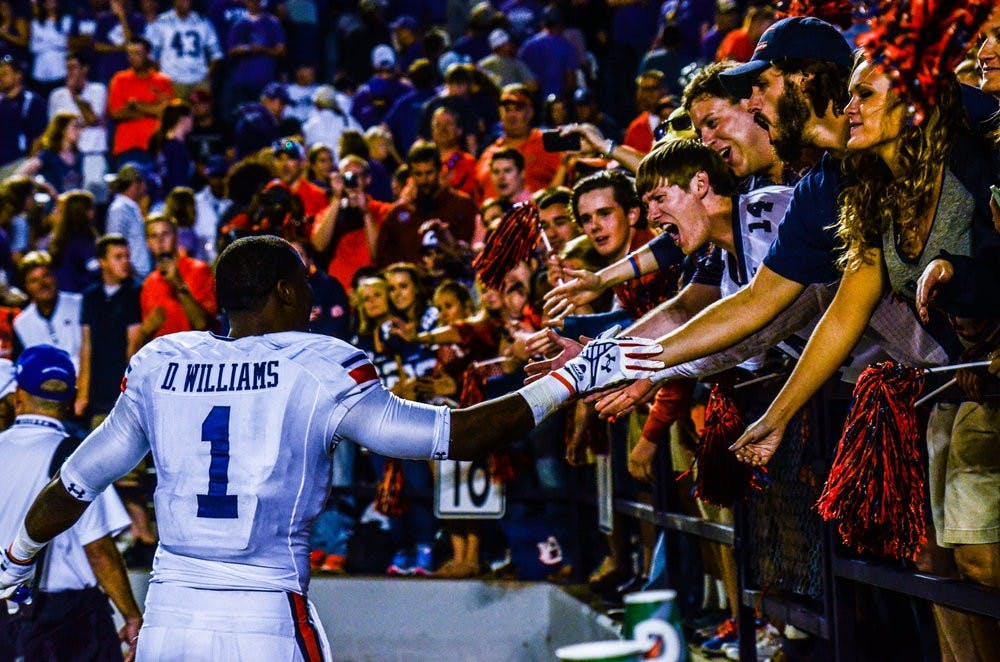 Williams named to ESPN's All-SEC team