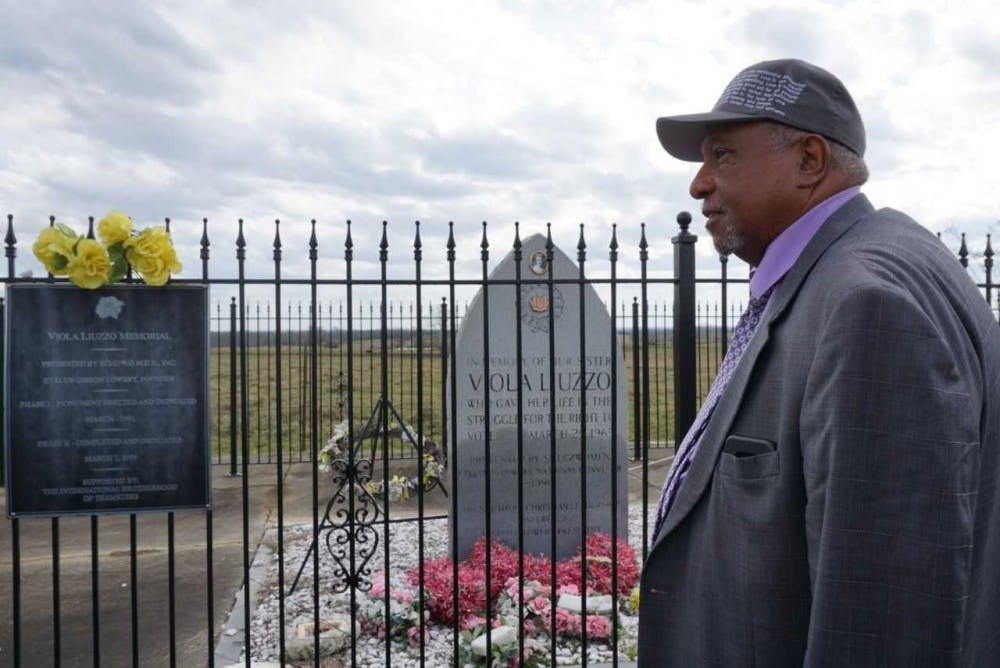Civil rights leader Bernard Lafayette discusses involvement with movement, future of country