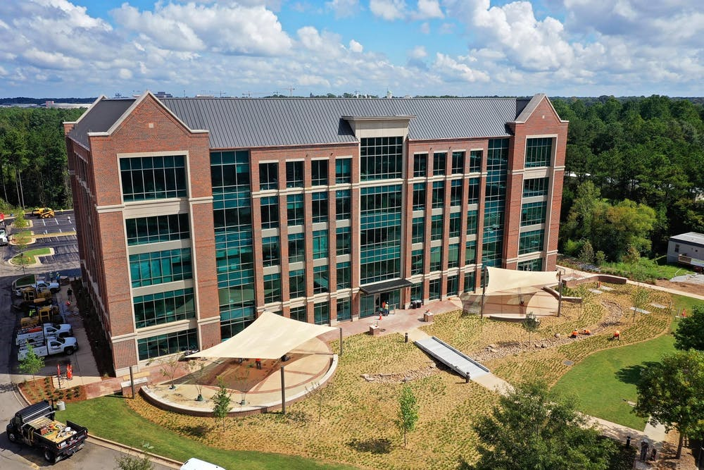 Research and Innovation Center opens to the public