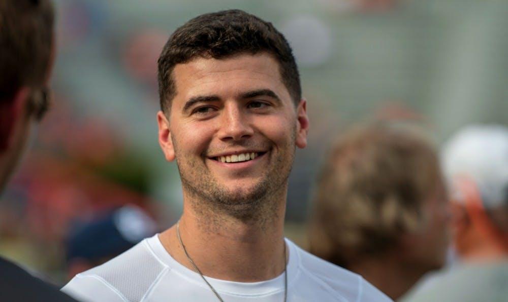 Jarrett Stidham taken in 4th round of NFL Draft by Patriots