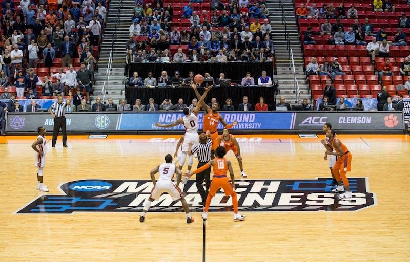 GALLERY: Auburn Basketball vs. Clemson   3.18.18