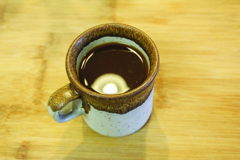 Students choose to make coffee at home in order to save money.