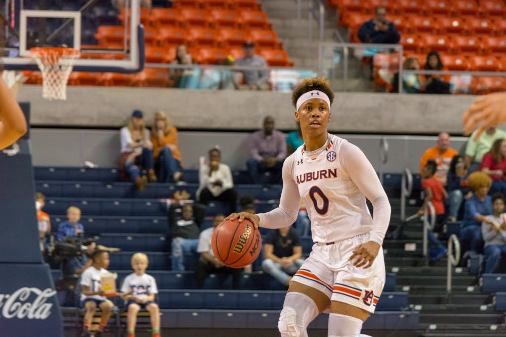 Auburn fights off rival Alabama for a 66-56 win