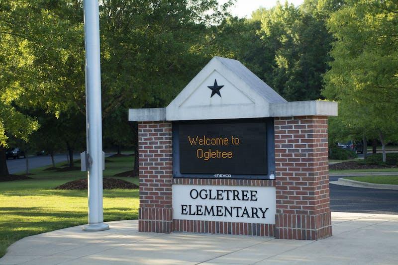 Ogletree Elementary is one of thirteen Auburn City Schools.