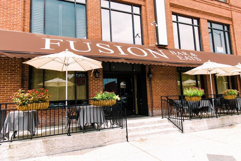 Fusion recently opened downtown.