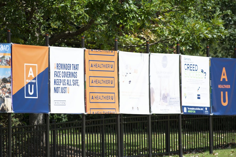 Faculty say spring plans concerning in seven recommendations to AU