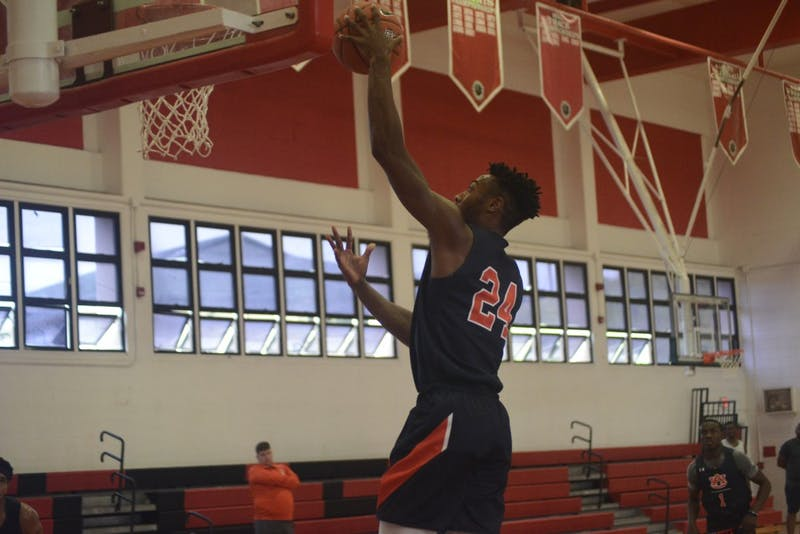 GALLERY: Auburn men's basketball practice in Maui, Hawaii