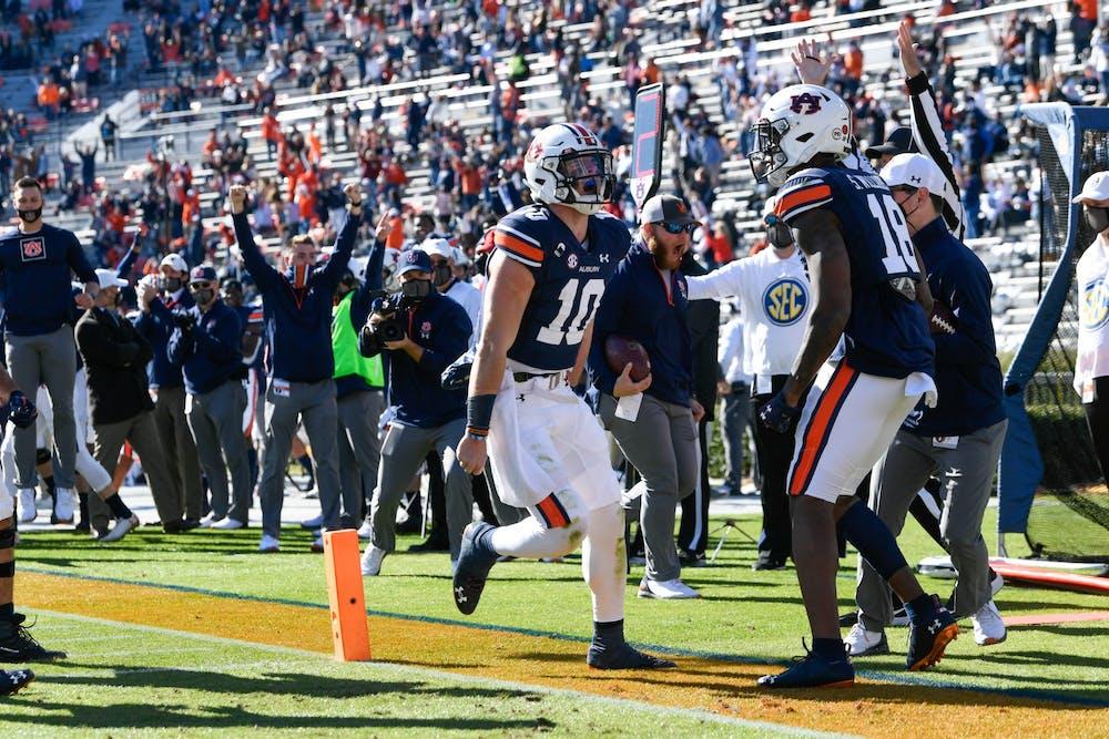 Auburn preparing for 'disruptive' Mississippi State defense