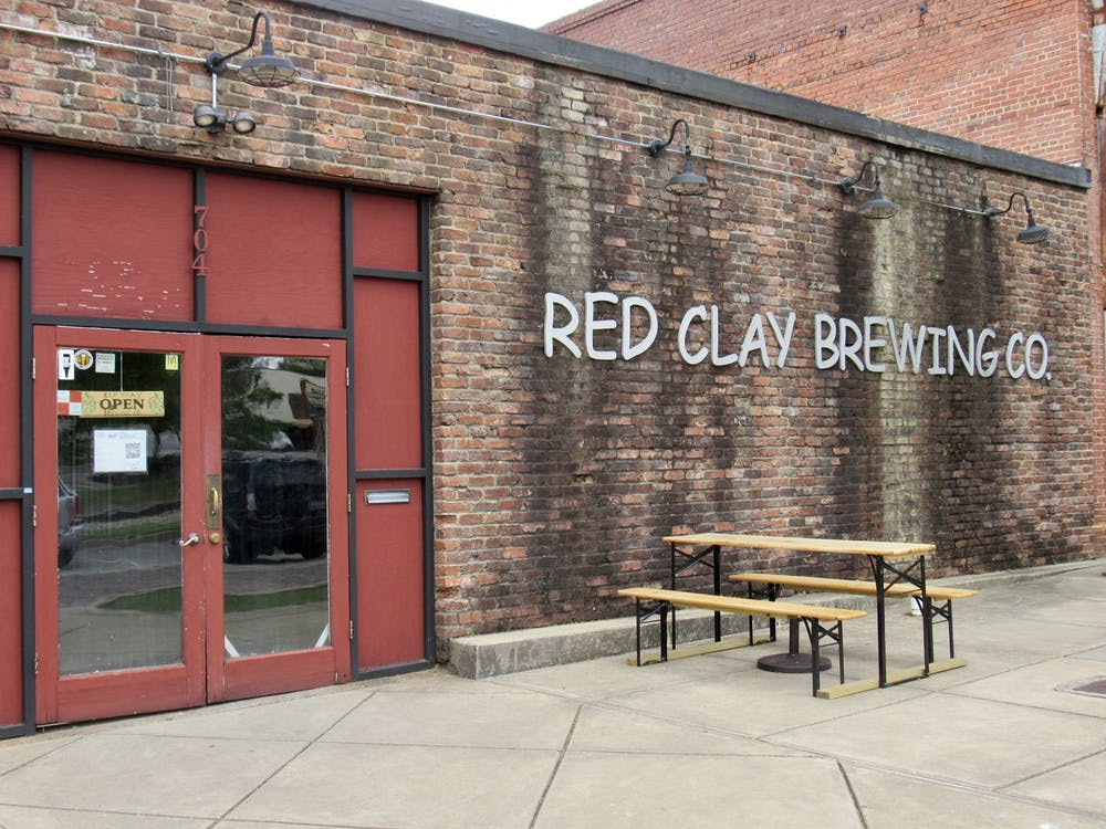 Red Clay Brewing Company hosts Fork and Pint