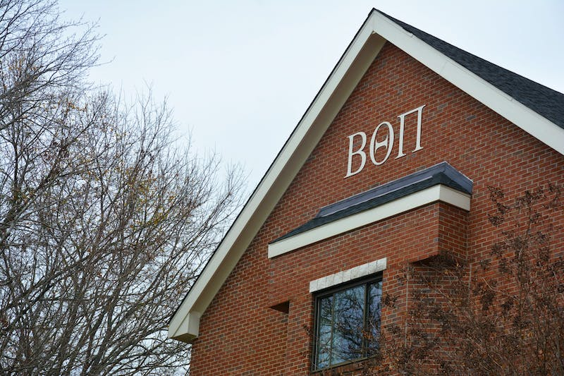Beta Theta Pi has been suspended for four years from Auburn University.