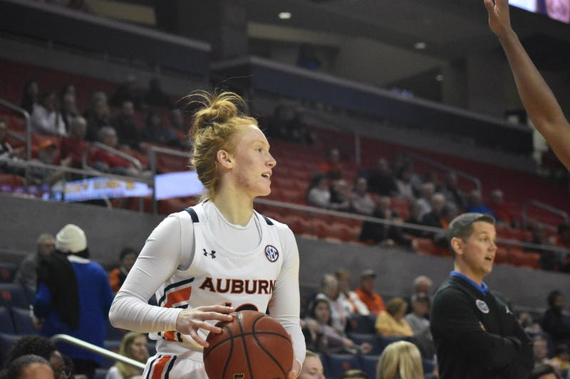 GALLERY: Auburn v. Florida Women's Basketball | 1.9.20