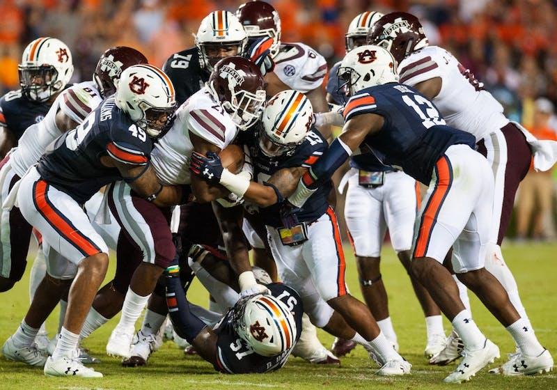 GALLERY: Auburn Football vs Mississippi State | 9.30.17