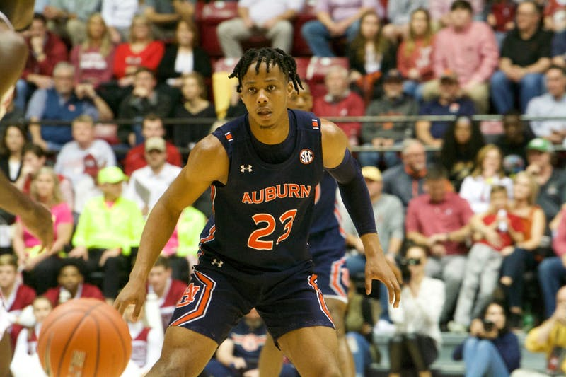 GALLERY: Auburn men's basketball at Alabama | 1.15.20