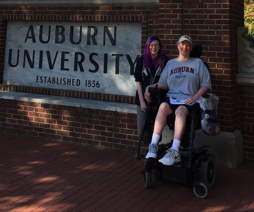 An Auburn family calls for help