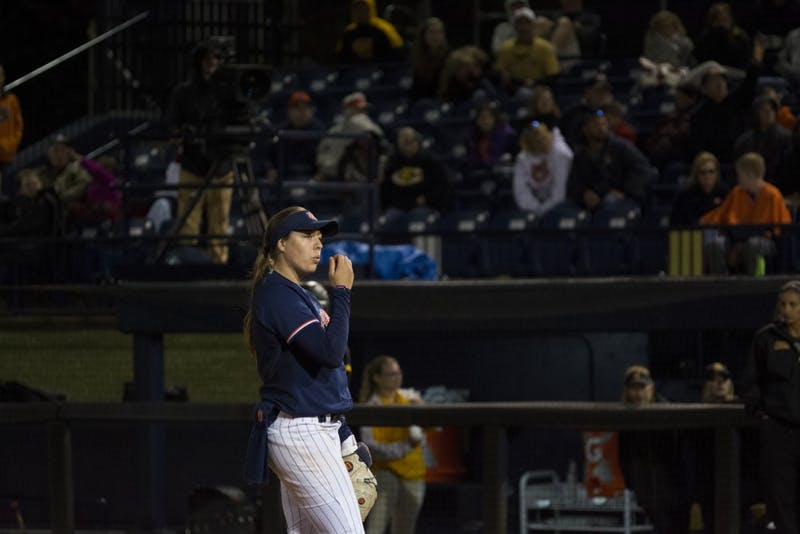 GALLERY: Auburn softball vs. Kennesaw State   4.4.2018
