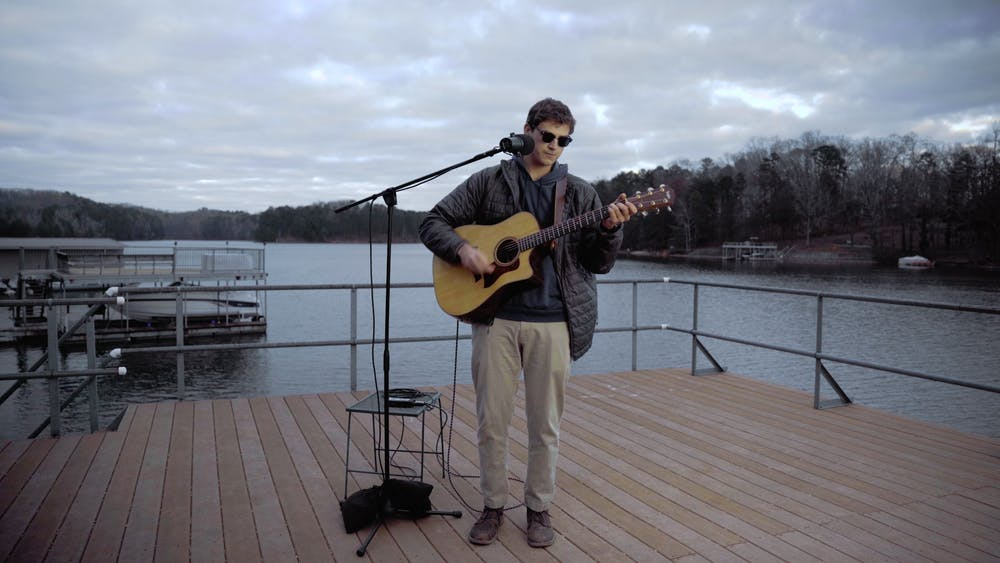 AU student releases original songs