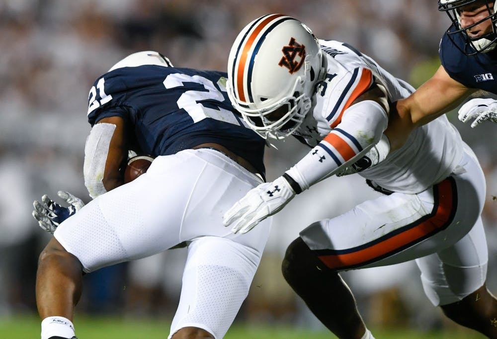 Auburn slated for a night game against LSU