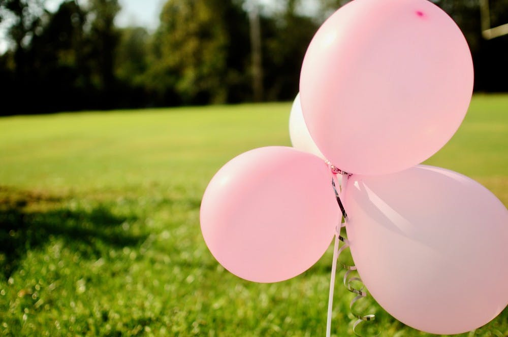 Think Pink Walk honors survivors of breast cancer