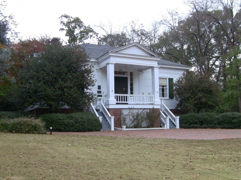 Antebellum homes hold and preserve Auburn's past