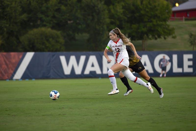 GALLERY: Auburn Soccer vs. Southern Miss | 9.13.19