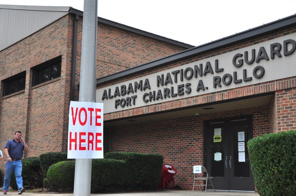 LETTER | Auburn should be a voter friendly campus