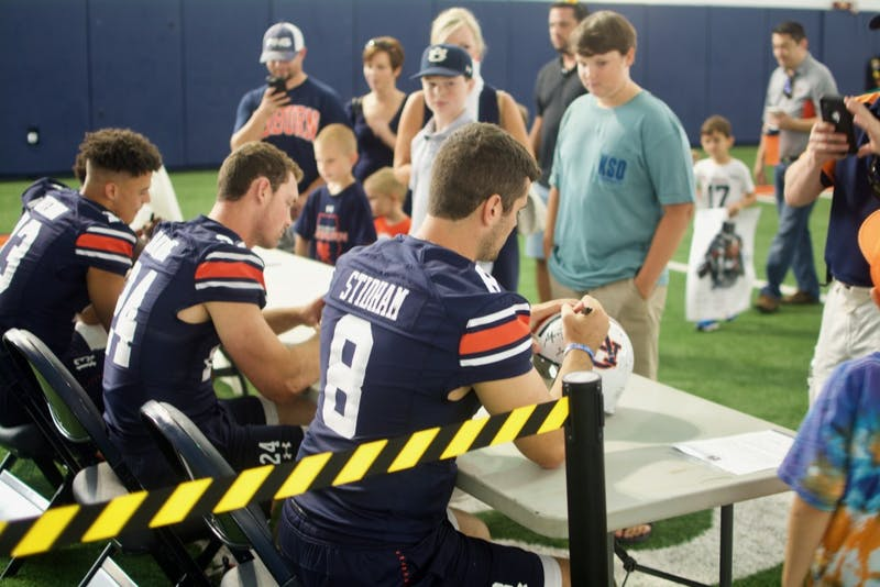GALLERY: Auburn Fan Day | 8.11.18