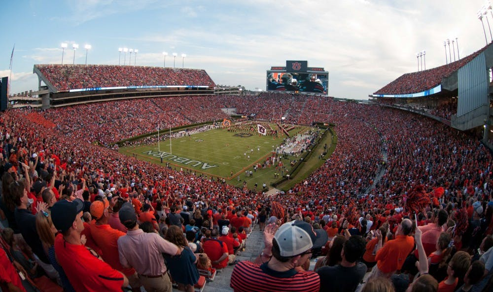 Report: Auburn football paying two highest non-conference payouts in 2019