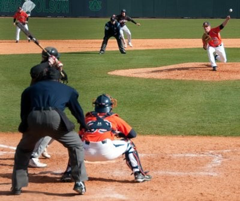 Baseball vs Davidson