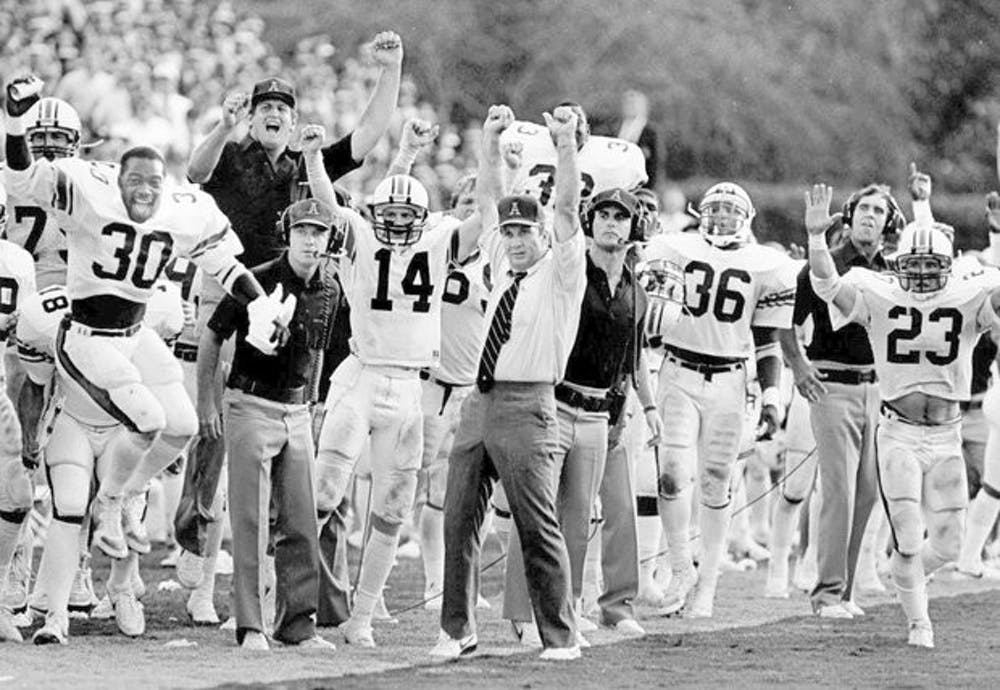 Rewinding Auburn's 1991 showdown with Georgia Southern
