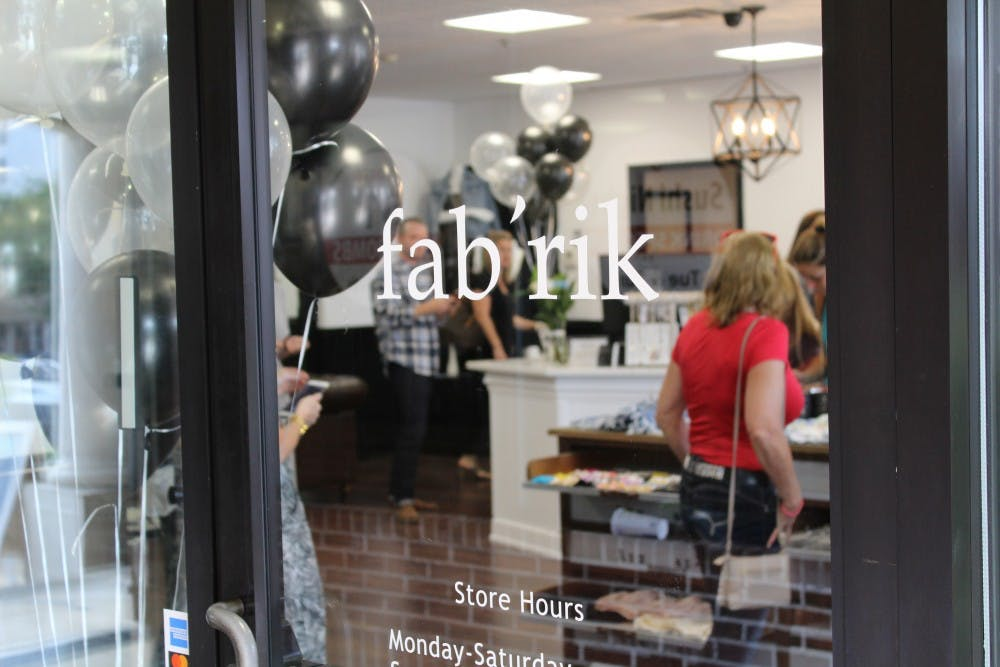 Auburn student, grad and community member introduce fab'rik