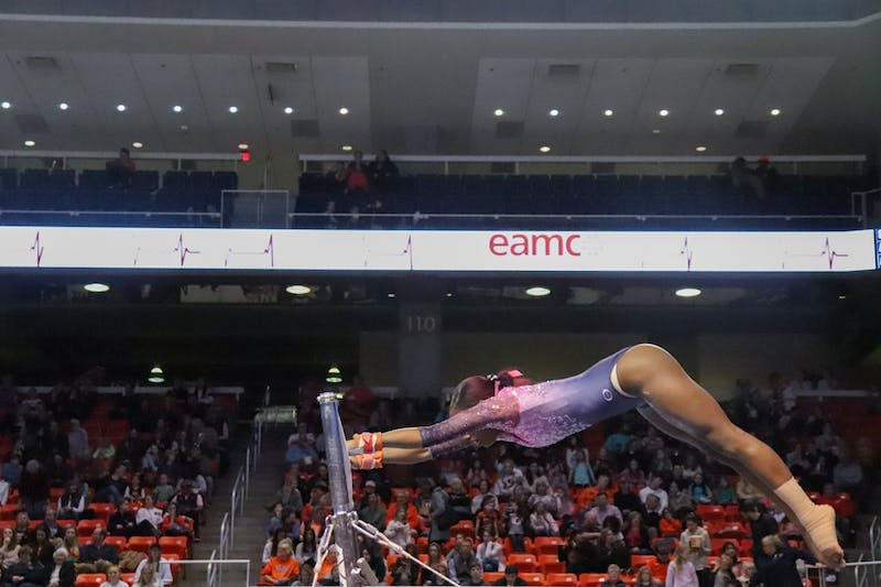 GALLERY: Auburn Gymnastics vs. Texas Woman's University | 2.28.20