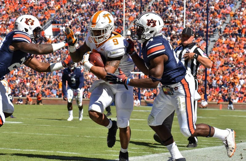 GALLERY: Auburn football vs. Tennessee | 10.13.18