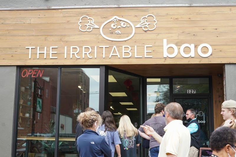 The Irritable Bao was voted best new restaurant for Plainsman's choice 2021 on March 26, 2021, in Auburn Ala.