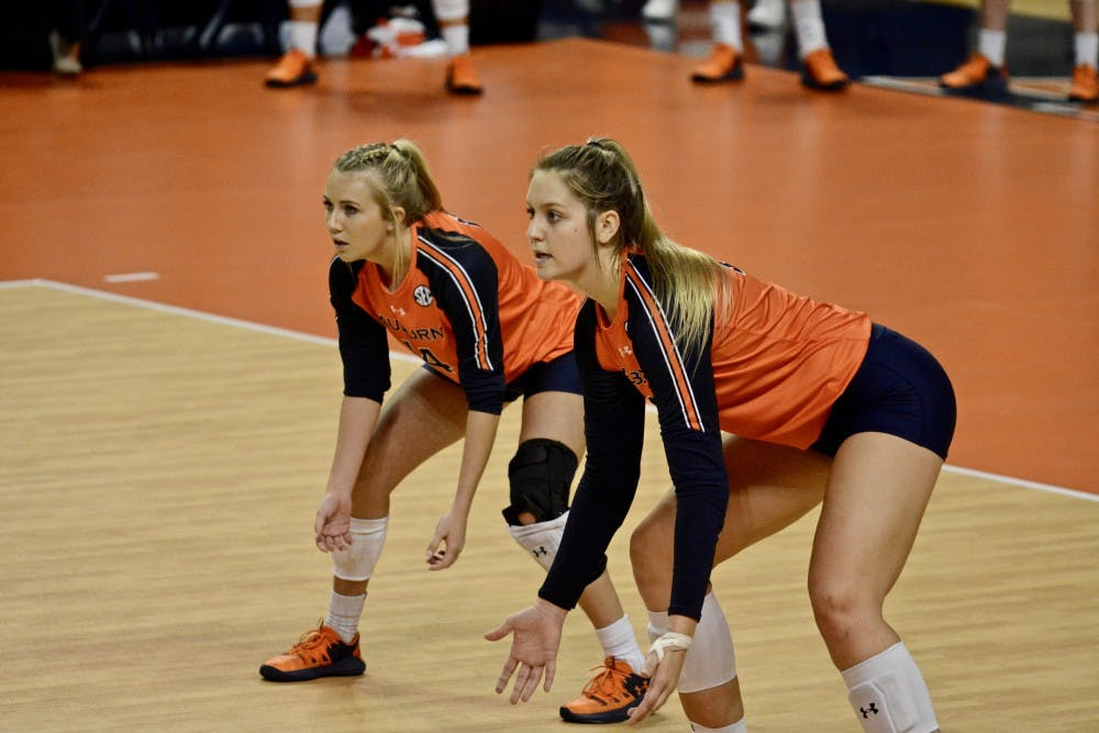 The SEC releases Auburn volleyball's 2020 schedule