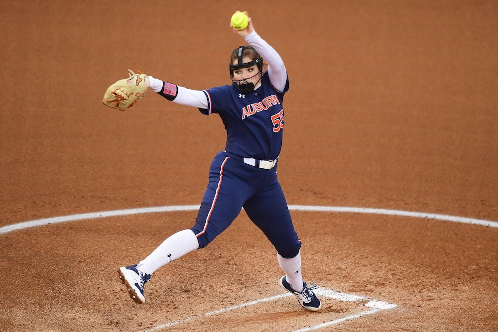 Auburn's pitching staff hopes to continue success in Auburn Invitational