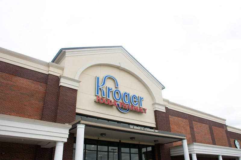 Kroger was voted Plainsman's Choice for best grocery store by the Plainsman staff.