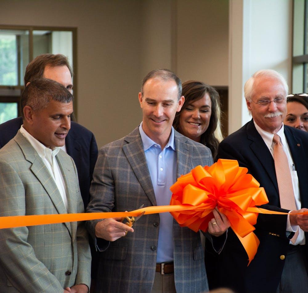 EAMC cuts ribbon on new medical pavilion