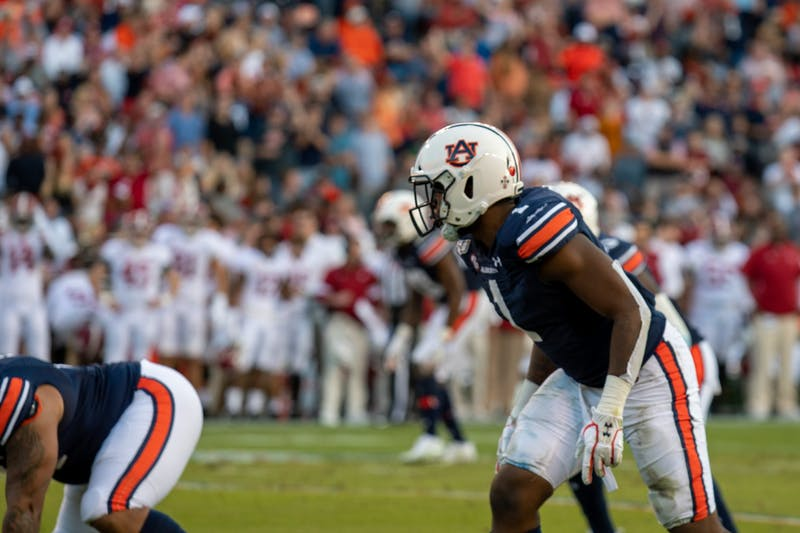 GALLERY: Auburn Football vs. Alabama | 11.30.19