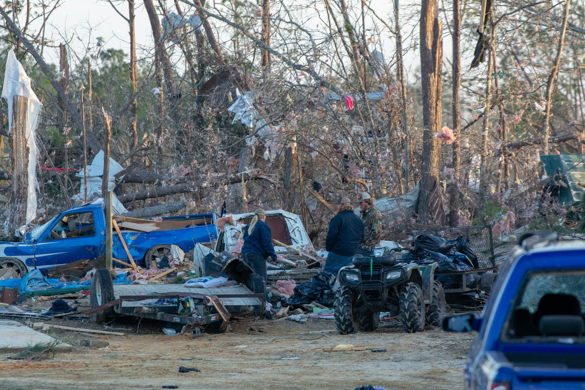 Where you can donate to help tornado survivors