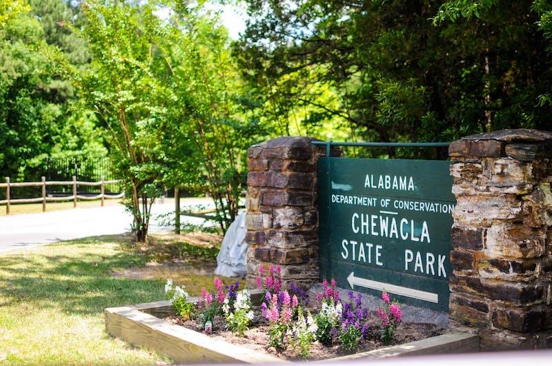 Chewacla State Park in Auburn, Ala. on Friday, June 3, 2016.