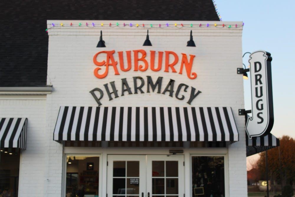 Auburn Pharmacy serves up retro feel