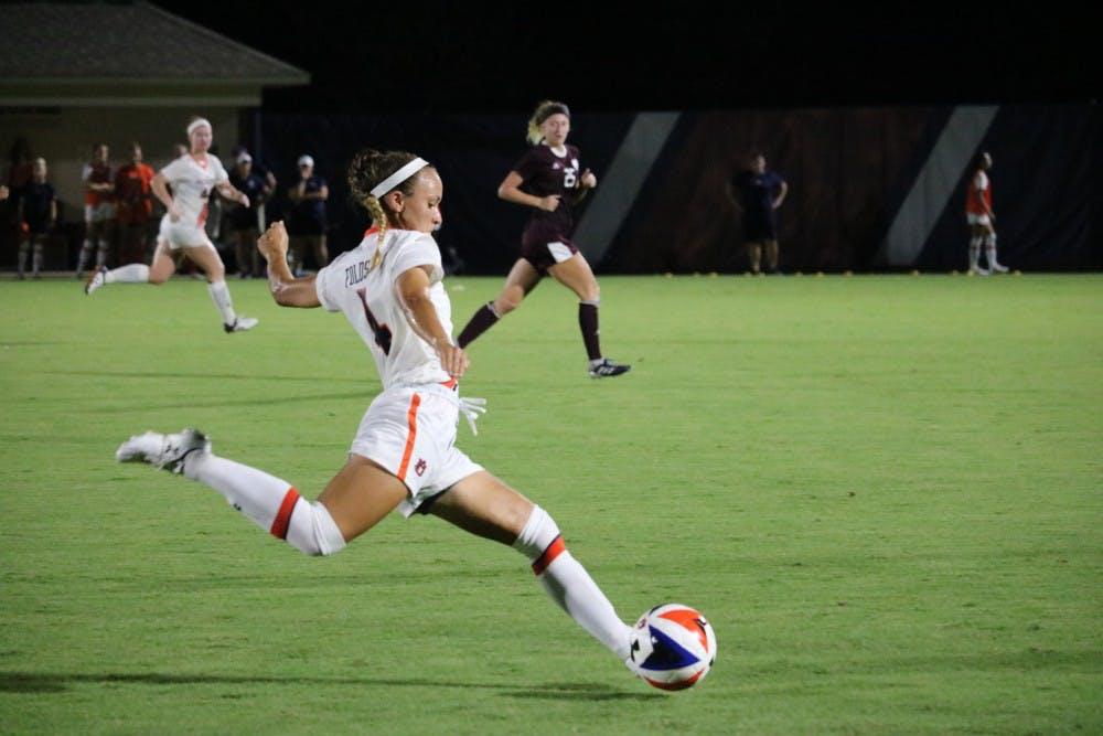 Auburn soccer draws LSU, remains unbeaten in 2018