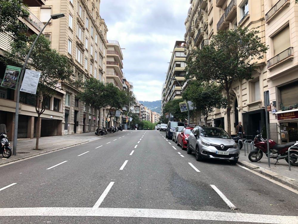 Spanish professor adjusts to quarantine in Barcelona
