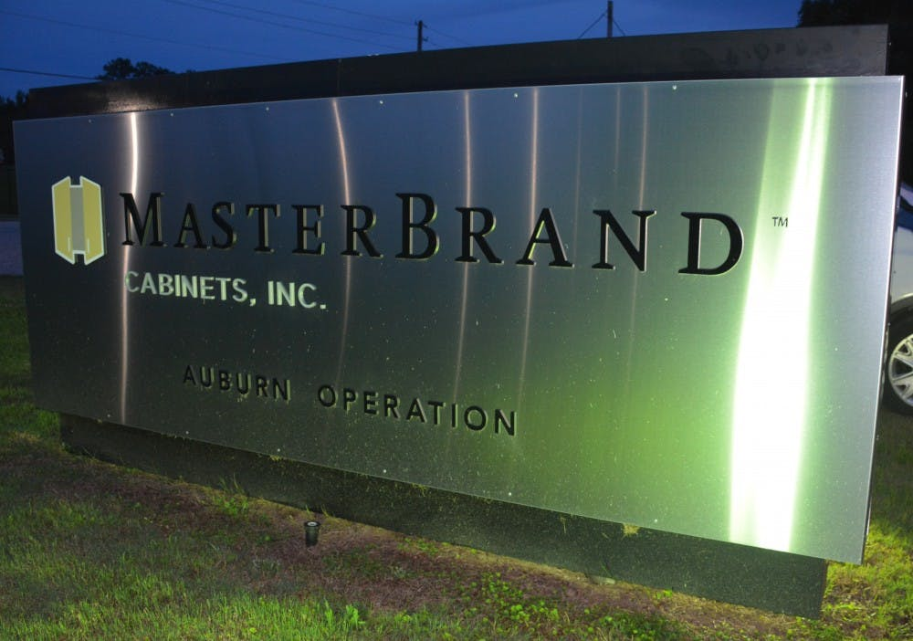 MasterBrand Cabinets closes Auburn plant, lays off 445 employees