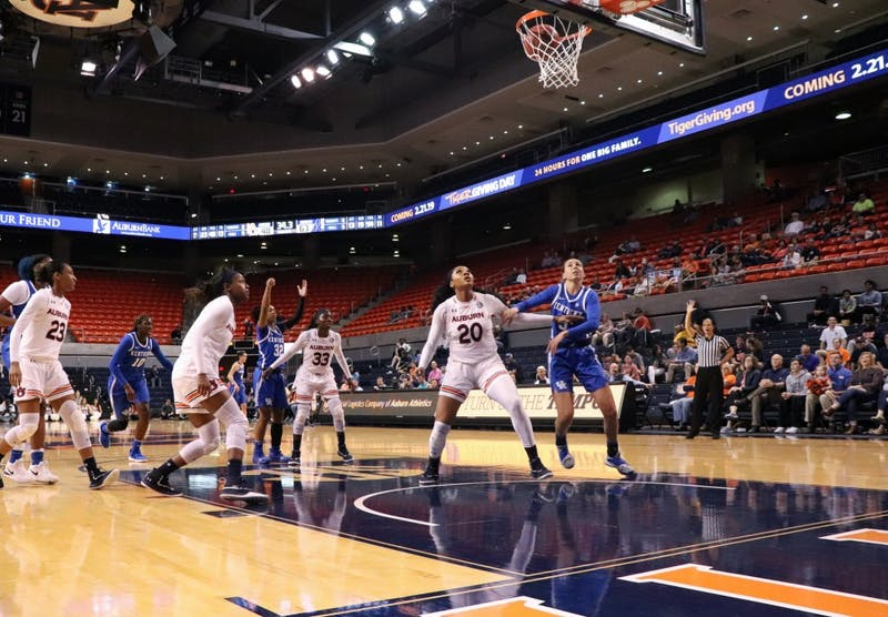 GALLERY: Auburn Women's Basketball vs. Kentucky | 2.7.19