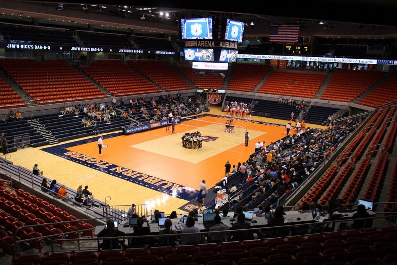 GALLERY: Auburn Volleyball vs. Alabama State | 8.29.17