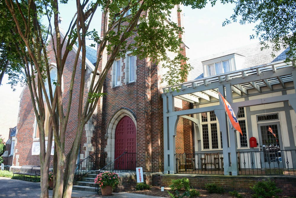 A brief history of St. Dunstan's, the Episcopal church in the heart of downtown