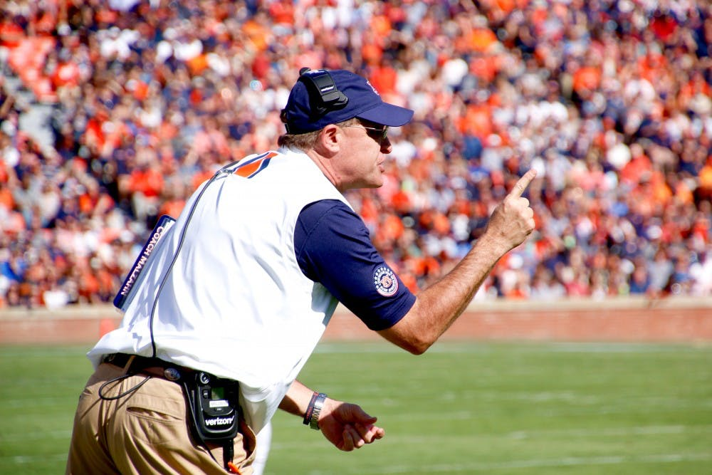 COLUMN: Six potential Week 1 opponents for Auburn