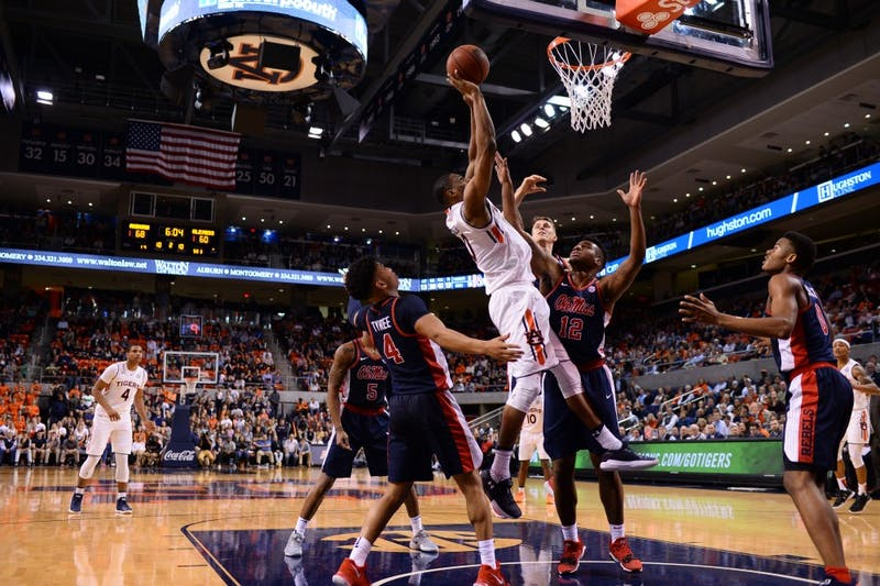 GALLERY: Auburn Men's Basketball vs. Ole Miss | 1.9.18