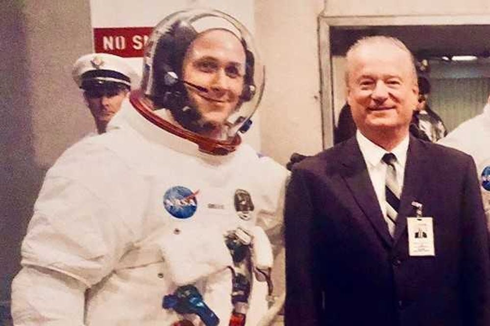 'First Man' author, Auburn professor speaks on controversy surrounding upcoming film